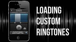 How To Load Custom Ringtones To Iphone 4 - prorestaurant
