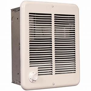 Fahrenheat Electric Wall Heater – 1500 Watt, 120V, Model ...