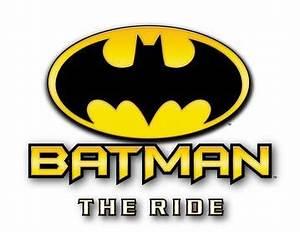 Image - Six Flags Fiesta Texas Batman Logo.jpg | Six Flags ...