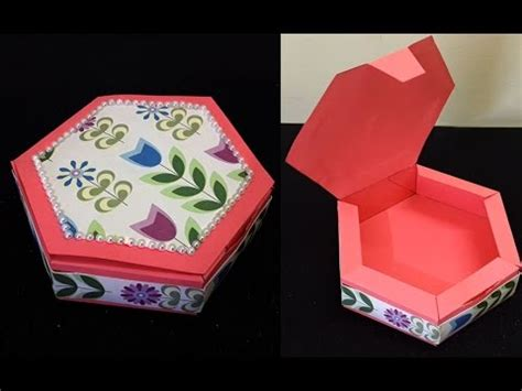 how to make small cute ornaments diy small handmade gift box how to make small or jewelery box diy