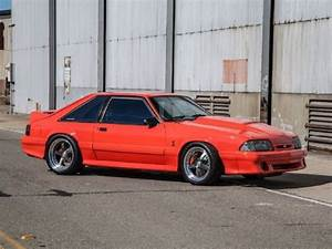 93 Mustang Cobra termi-swapped 3.4L Whipple 800hp for sale: photos, technical specifications ...