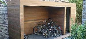 Cabane A Velo : un abri de jardin design differents ~ Carolinahurricanesstore.com Idées de Décoration