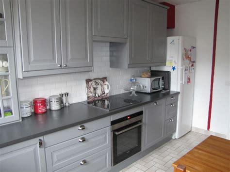 hauteur meuble haut cuisine plan de travail la cuisine chapitre iv au 13