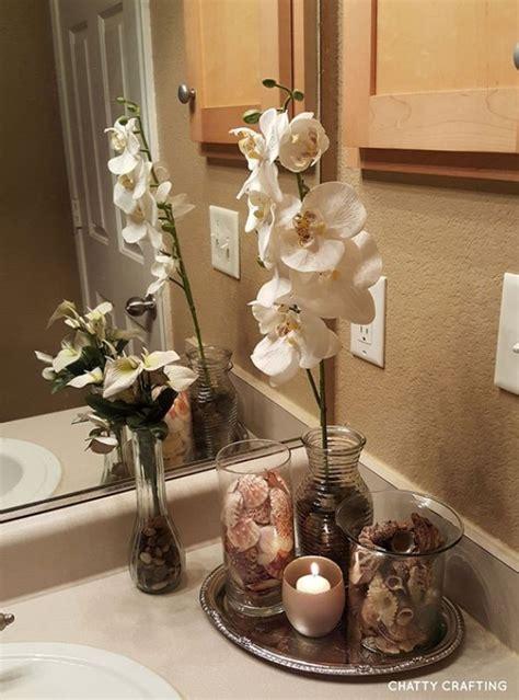 bathroom decorating ideas diy chatty crafting