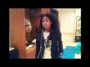 Ray Ray New Hair! (With before and out hair)*Updated ...