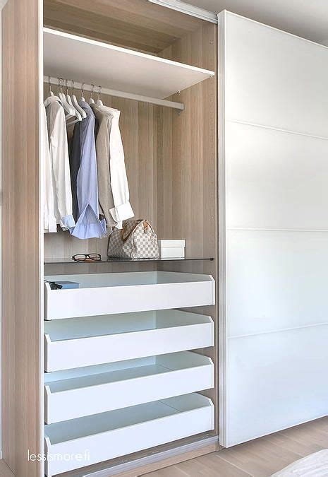 Wardrobe Closet With Drawers by How To Create The Walk In Wardrobe Closets