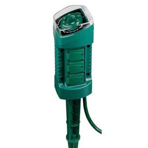 christmas light timer home depot mytouchsmart simple set indoor outdoor digital plug in