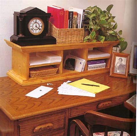 elegant desk organizer wood furniture plans