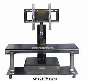 Tv 105 Cm : cm 105 tv stand classicmodern ~ Teatrodelosmanantiales.com Idées de Décoration