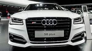 Audi S8 2017 : 2017 audi s8 plus 2017 geneva motor show youtube ~ Medecine-chirurgie-esthetiques.com Avis de Voitures