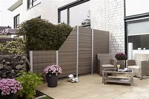 Terrassen Sichtschutz Tolle Ideen Fr Diese Praktische Deko
