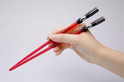 Light Saber Chopsticks by Lightsaber Chopsticks Robokyo