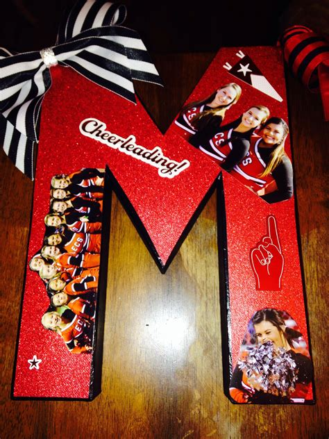 Cheerleader Gifts Diy Cheerleading Gifts Cheer Party