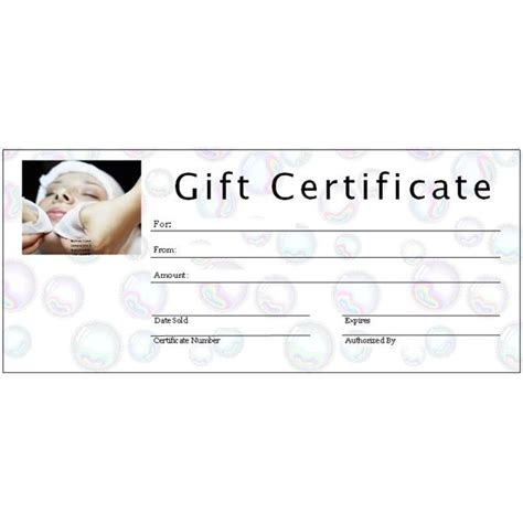 search results  spa daygift card templates