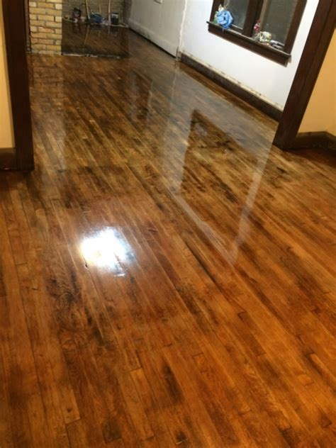 hardwood flooring stain let me talk you out of staining your floor wood floor techniques 101