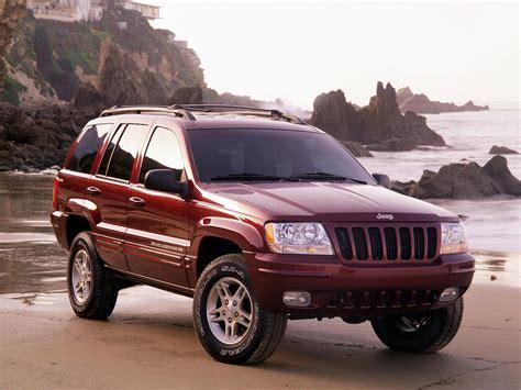 jeep grand cherokee wj usautohistory