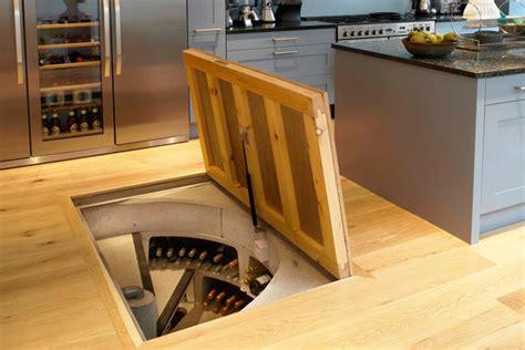 kitchen island secret passage rooms that are outta sight wsj 5151