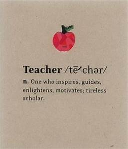 Happy National Teachers Day to all my fellow Educators ...