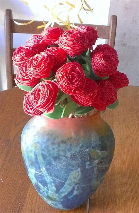 easy crepe paper flowers allfreepapercraftscom