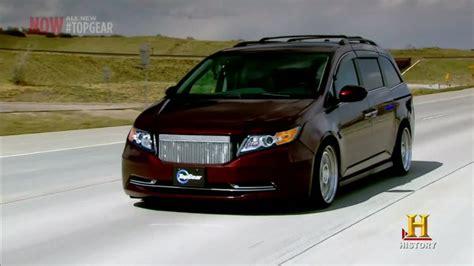 Honda Odyssey Bisimoto by Imcdb Org 2014 Honda Odyssey Bisimoto Rl5 In Quot Top Gear