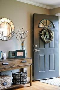 How To Decorate A Foyer Door Home Design How To