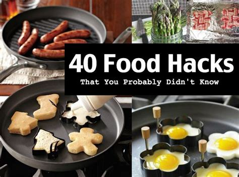 truc facile à cuisiner trucs de cuisine amusants cooking cuisine