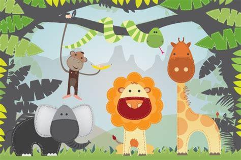 images  jungle cartoon pics  pinterest