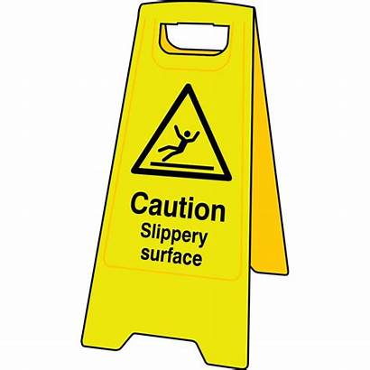 Slippery Floor Sign Caution Surface Stand Ese