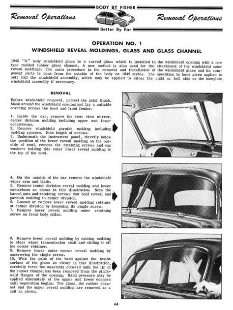 51 fleetline windshield install - Chevy Message Forum