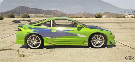 1995 Mitsubishi Eclipse Gsx by 1995 Mitsubishi Eclipse Gsx For Gta 5