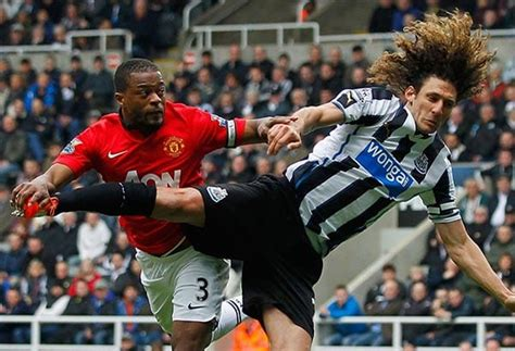 Newcastle United v Manchester United Player Ratings ...