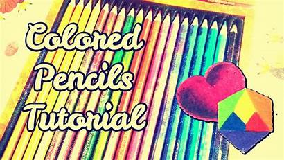 Colored Pencils Drawing Beginners Tutorial