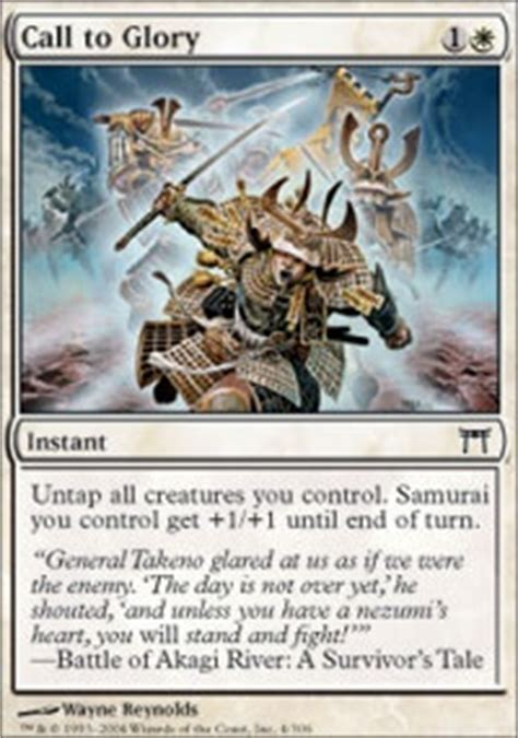 samurai deck mtg tappedout these samurai won t shave they are bushi do modern