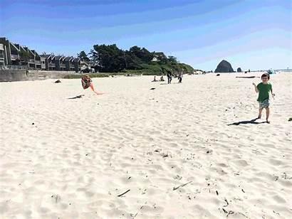 Portland Beach Kite Manzanita Oregon Park Hours