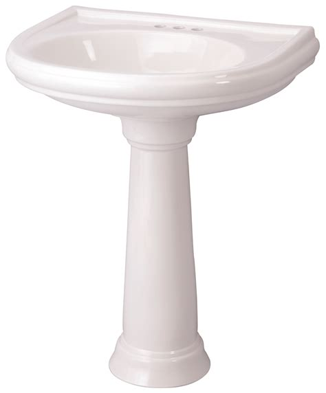 Gerber Pedestal Sink by Gerber Bathroom Sinks