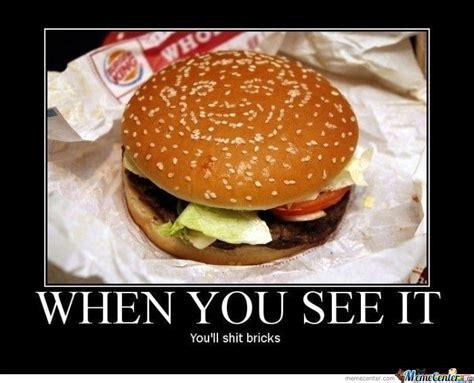 Burger Memes - it s just a burger by emixal meme center