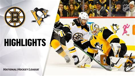 This penguins club continues to roll during an impressive winning streak. Питтсбург - Бостон / NHL Highlights | Bruins @ Penguins 01 ...