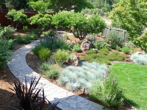 Gräser Im Garten  100 Gestaltungsideen Geben Altem Rasen