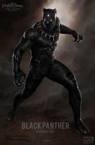 Black Panther Movie to Star Chadwick Boseman; Concept Art ...