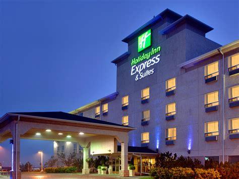 holiday inn express suites edmonton international