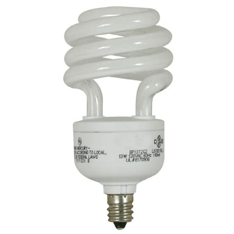 shop bright effects 13 watt bright white cfl bulb at lowes