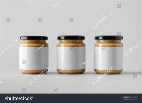 Go and make something beautiful! Peanut Almond Nut Butter Jar Mockup Stock Photo 594103526 ...