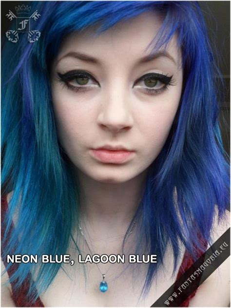 Coloring Hair Blue by Directions Coloring Hair Balsam Lagoon Blue Haircolor