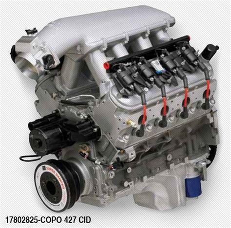 17802825,17802825  Copo Ls 427 425hp Crate Engine