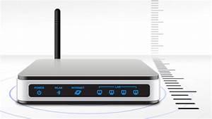 Wlan Verstärker Reichweite : wlan router richtig aufstellen computer bild ~ Watch28wear.com Haus und Dekorationen