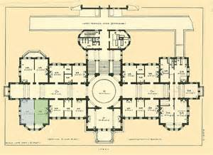 Building Plans The Osler Room