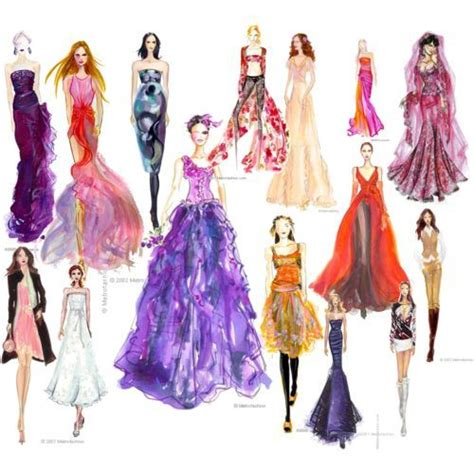 Fashion Design Officially A Fashion Design Student Pixels Thoughts Words