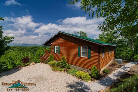 mountain cabins in carolina fontana lake view log cabin rental info by carolina