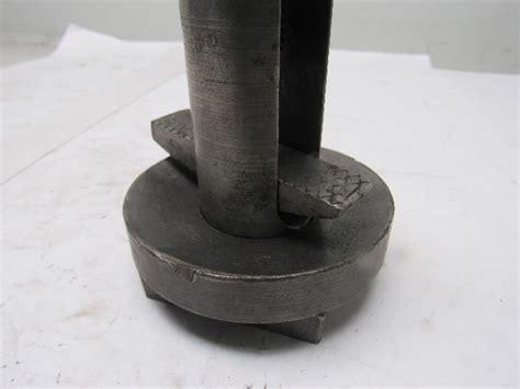 lathe rocker tool holder post  boring bar opening