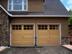 garage doors portland garage door repair portland s custom garage doors
